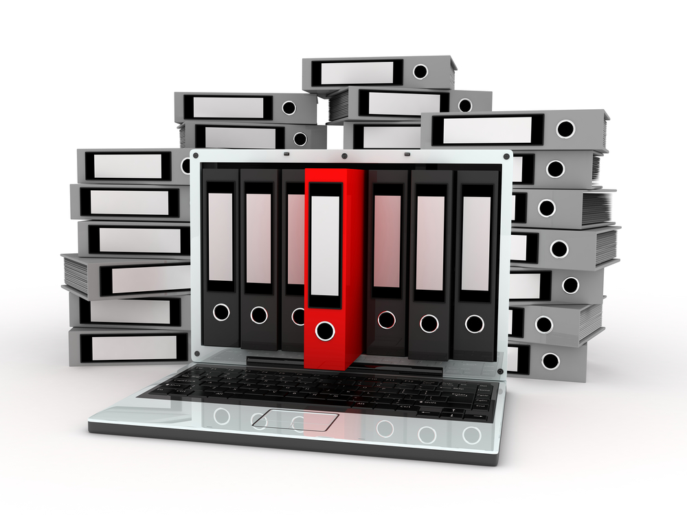 создание электронных архивов